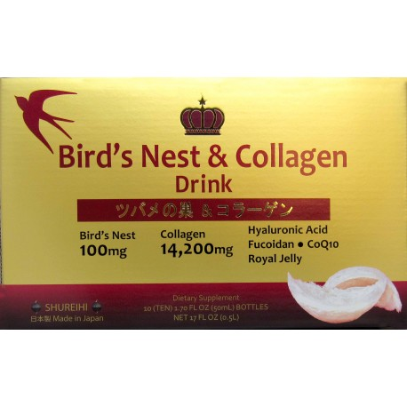 BIRD'S NEST & COLLAGEN DRINK