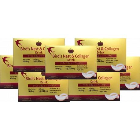 BIRD'S NEST & COLLAGEN DRINK (7 BOXES)