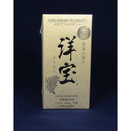 Yoho Mekabu Fucoidan+ (30 capsules)