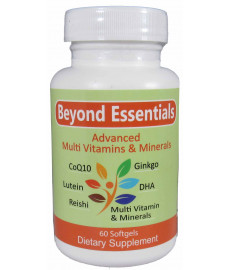 BEYOND ESSENTIALS Advanced Multi Vitamins and Minerals