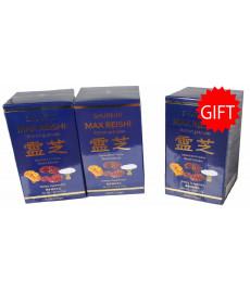 MAX Reishi extract granules